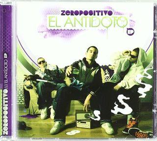 Zeropositivo - El Antídoto - CD