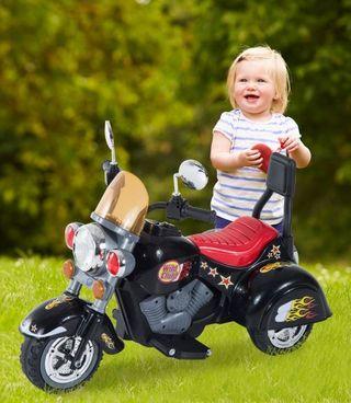 Moto tipo Harley niñ@s NUEVA