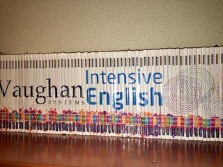 Colección de libros Vaughan Intensive English