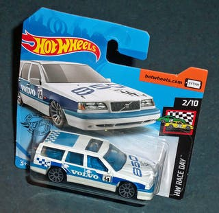 Coche VOLVO 850 Estate - HOT WHEELS 1/64