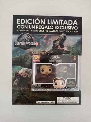 Edición Limitada Jurassic World El reino caído