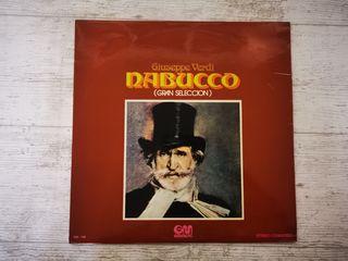 LP Nabucco (gran selección)