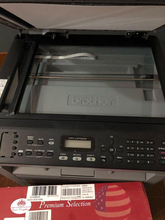 Impresora, fotocopias