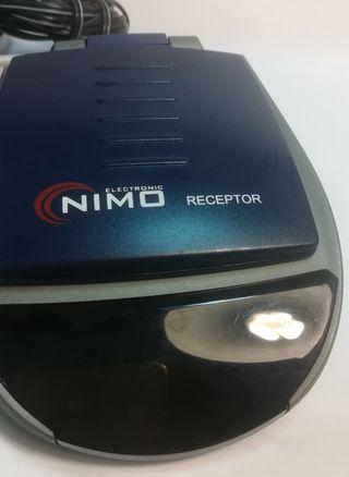 Emisor y receptor, Nimo Electronic