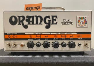 Cabezal de guitarra Orange Dual Terror