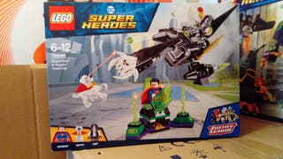 Lego Liga de la Justicia 76096 Superman