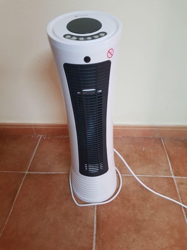 Calefactor por aire 2000w