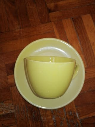 10 juegos de cafe amarillo