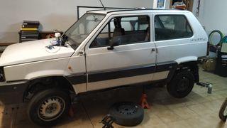 carroceria panda 4x4