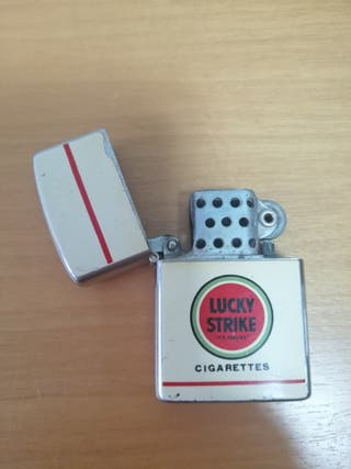 Mechero Zippo Lucky Strike