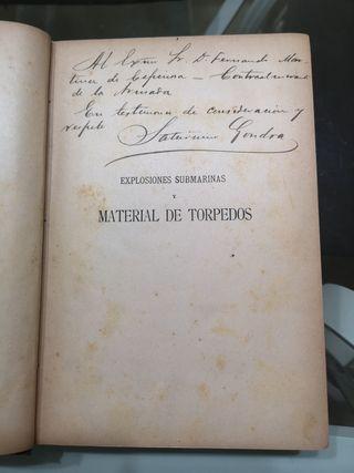 Libro Explosiones Submarinas