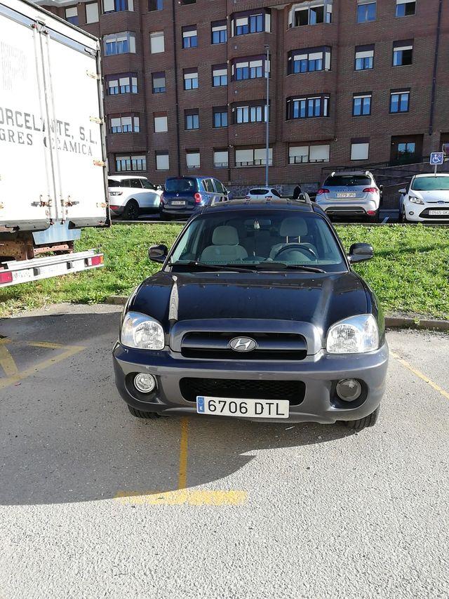 Hyundai Grand Santa Fe 2006