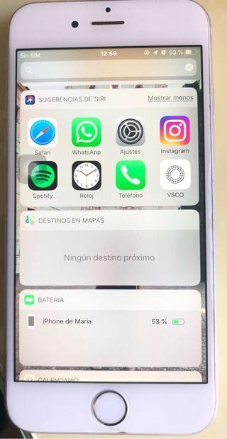 iPhone 6 64 GB gris