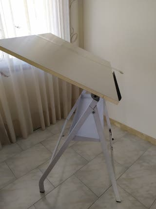 Mesa Delineación plegable con taburete