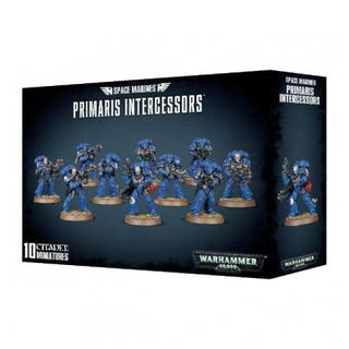 WARHAMMER. PRIMARIS INTERCESSORS.