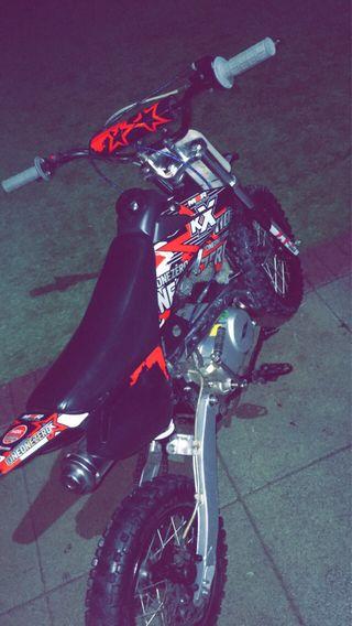 M2r 110 pitbike