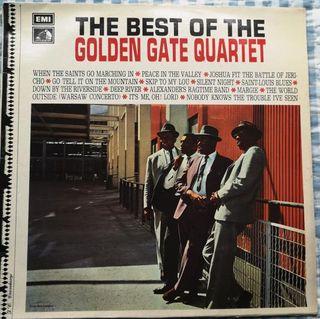 The Best Of Golden Gate Quartet