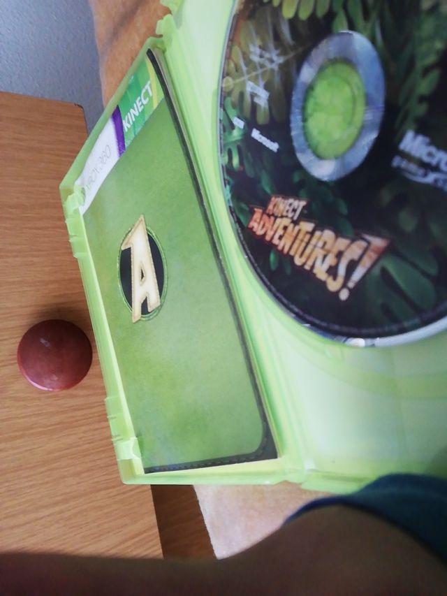 kinect aventures Xbox 360