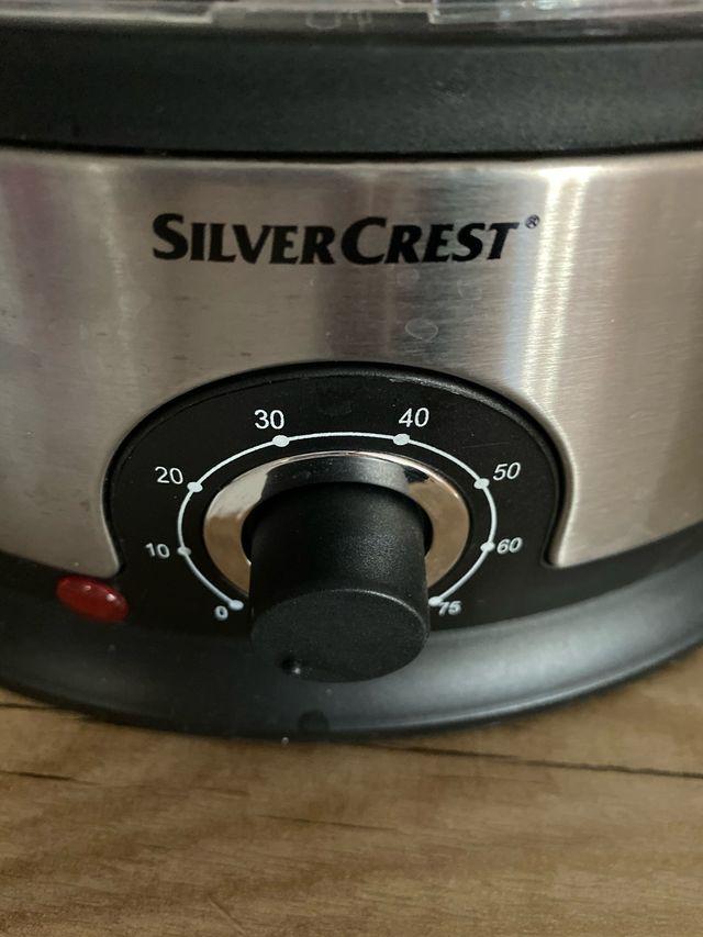 Cocedor/vaporera eléctrico vapor con temporizador