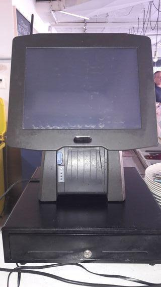 Caja Regisradora Tactil