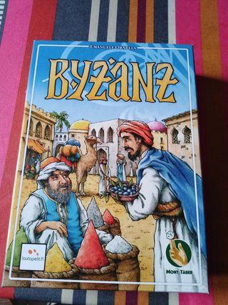 JUEGO DE MESA BYZANZ