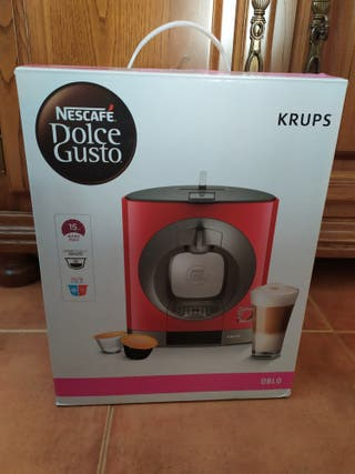 Cafetera Dolce Gusto.