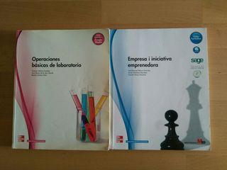 Libros Ciclo formativo