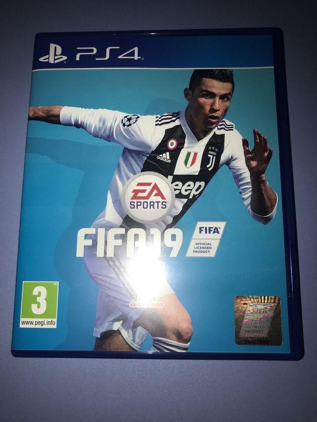 FIFA 19,Play 4