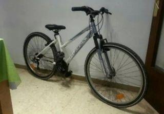 Bicicleta de mujer Rockrider 5 tamaño adulto
