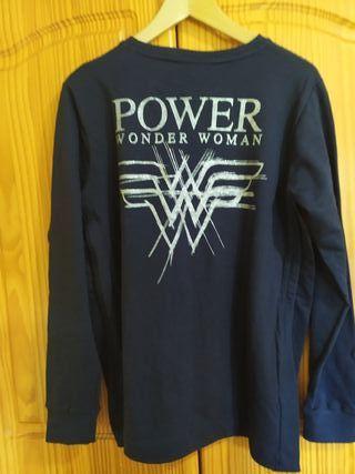 Sudadera-Wonder woman