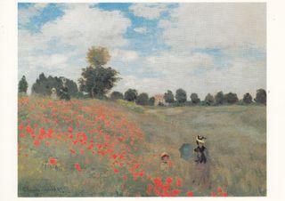 Coleccionismo Postales: Claude Monet