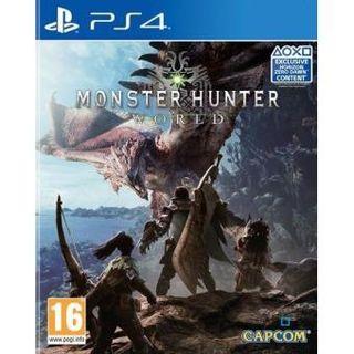 VIDEOJUEGO Monster Hunter