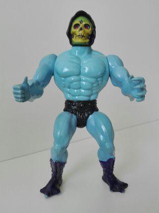 Figura Motu De Skeletor - Mattel France (1981)