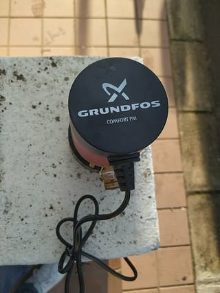 Bomba recirculación Grundfos