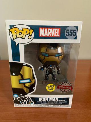 Funko Pop Iron Man Exclusivo
