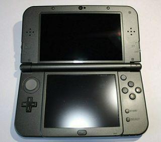 New Nintendo 3DS XL Negra +