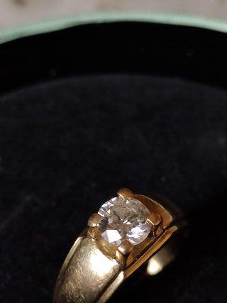 Diamante 0.90k de talla Brillante.