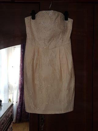 vestido de fiestas talla