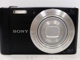 Cámara de fotos digital SONY cyber-shot