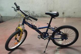Bicicleta btwin 24 MTB