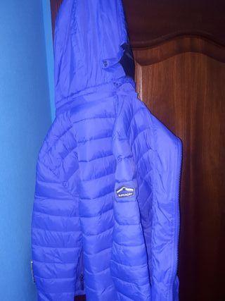 Abrigo plumas Y chaqueta Bomber