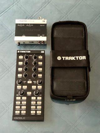 CONTROLADORA X1 TRAKTOR Y AUDIO 6