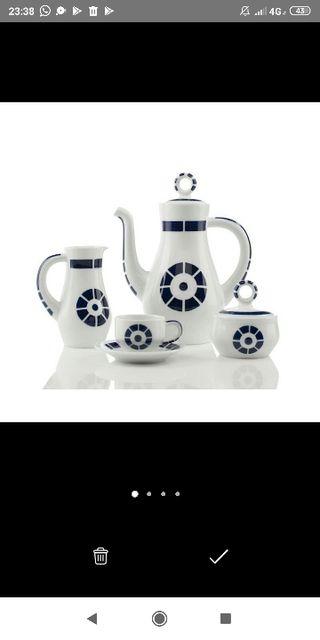Porcelana Sargadelos Coroa