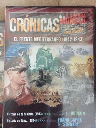 Colección Crónicas de la Segunda II Mundia