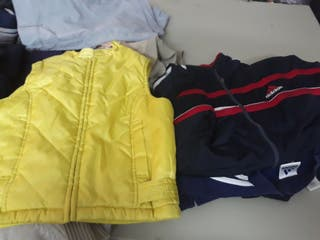 ropa usada