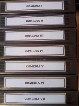 70 películas DVD: Comedia (Pack 1)