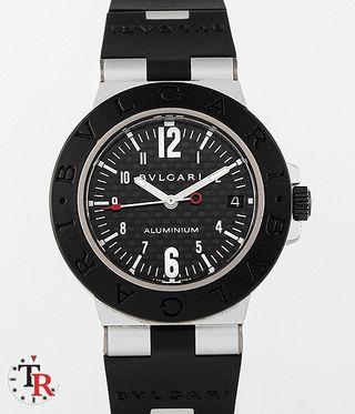 Reloj Bulgari Aluminiun 38