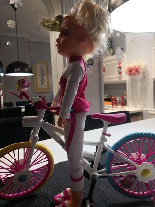 Nancy más bicicleta