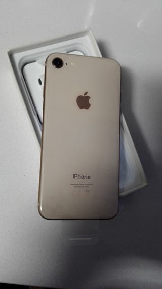 iPhone 8 64gb oro original reacondicionado
