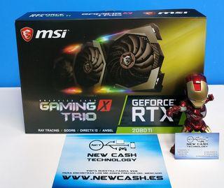 MSI GEFORCE RTX 2080 Ti 11GB GDDR6 A ESTRENAR